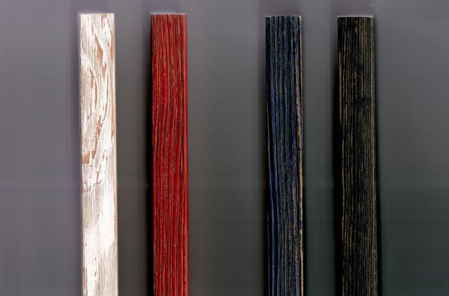 Cornici moderne: legni naturali