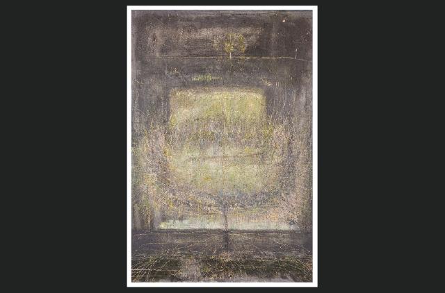 Mostre in  vetrina: Into the Garden. Opere di Francesco Simonazzi